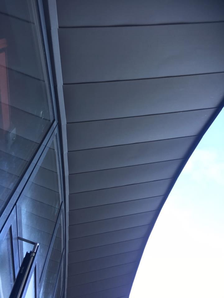 Zinc Roofing in London