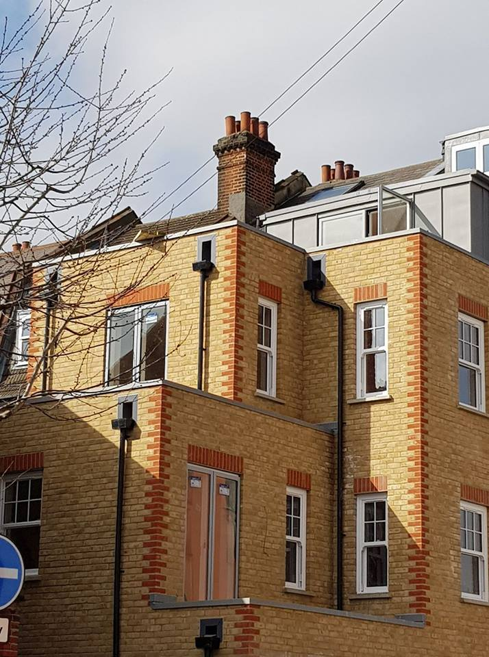 residential zinc roofing and cladding london
