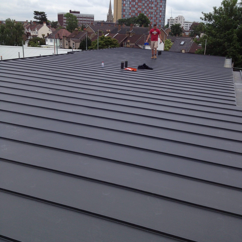 Zinc Roofing Croydon